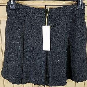 BCBGeneration Pleated Mini Skirt, NWT, sz 4